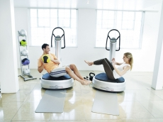 Coaching sur Power Plate